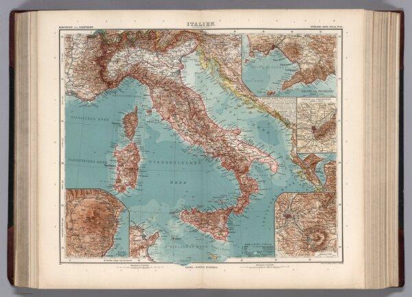 21.  Italien.
