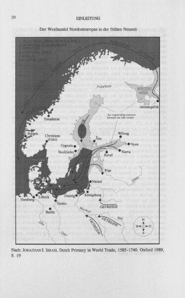 Der Westhandel Nordosteuropas in der Frühen Neuzeit