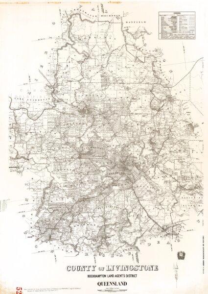 County of Livingstone sheet 1