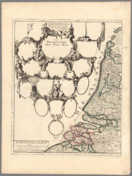 Les Provinces Unies des Pais Bas : Les Comtez de Holande et de Zelande