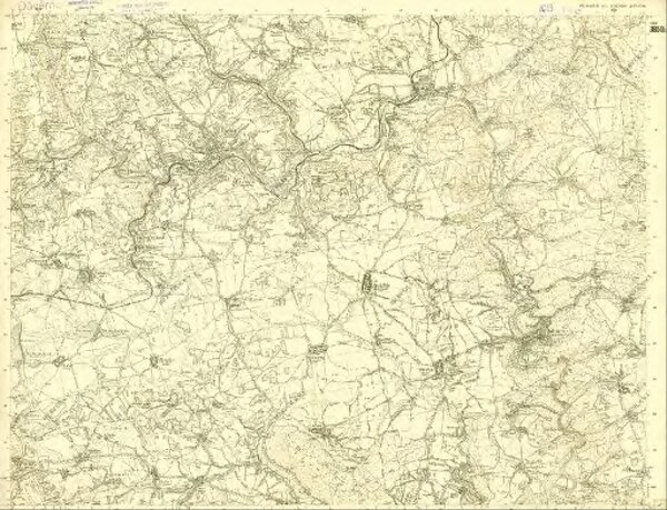 III. vojenské mapování 3950/4