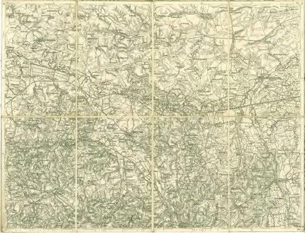 III. vojenské mapování 4061