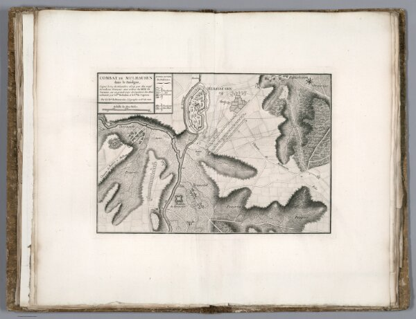 Volume 2. Combat De Mulhausen dans le Sundgau