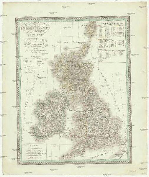 Grossbritannien und Ireland