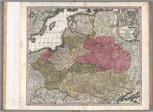 36.  Poloniae Regnum ut et Lithuaniae.