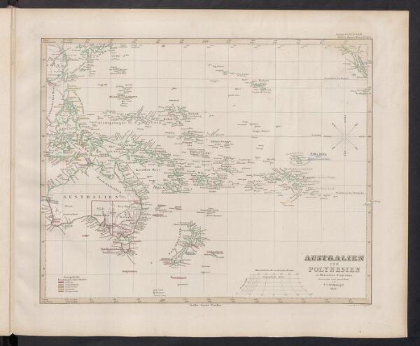 Australien und Polynesien