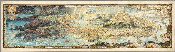An Ancient Mappe of Fairyland