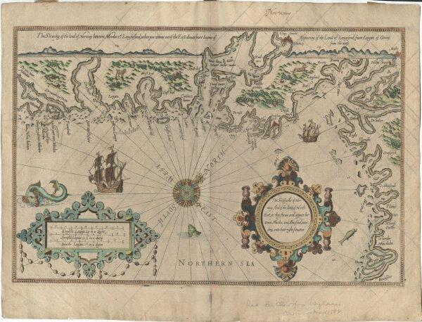Museumskart 49: Atlaskart over ytre del av Oslofjorden