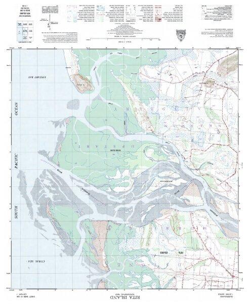 8458-43 Rita Island edition 1