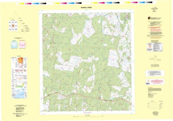 9245-34 Pedwell Creek edition 1