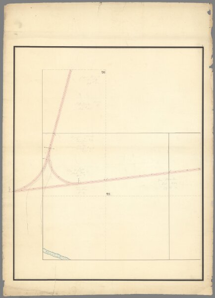 27. A. & N. R.R. (Plans for route of Atchison and Nebraska Railroad)