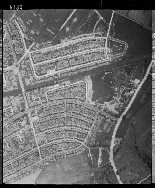 RAF Aerial Photographs of London, 1944-239