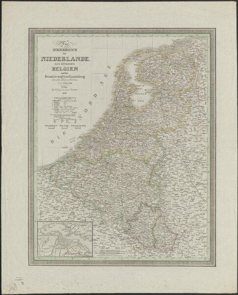 Das Königreich der Niederlande, das Königreich Belgien und das Groszherzogthum Luxemburg