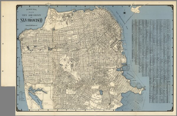 City and County of San Francisco.