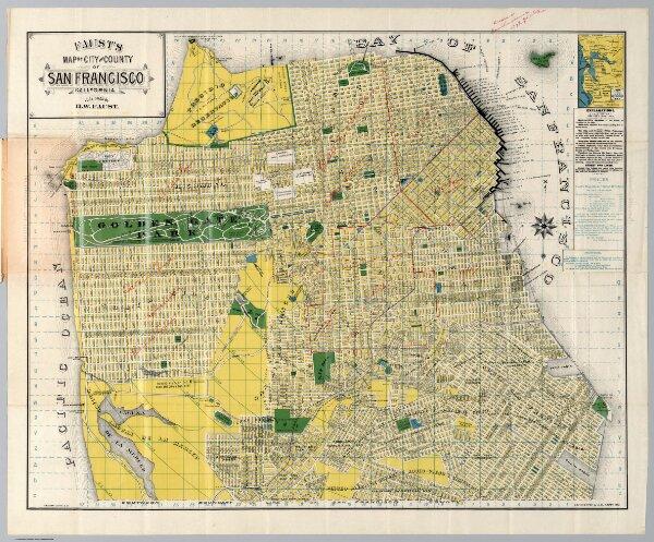 City And County Of San Francisco California