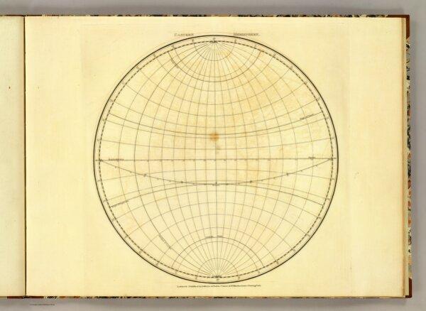 E. Hemisphere (blank)