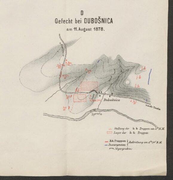Gefecht bei Dubošnica