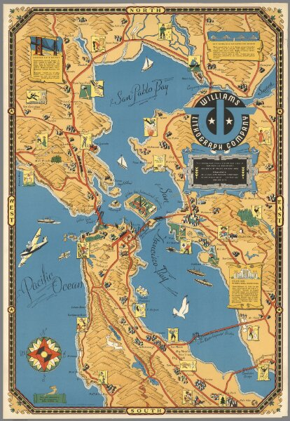 Our (San Francisco) Bay and Bridges.