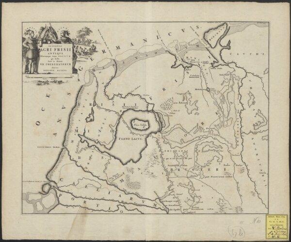 Descriptio Agri Frisii antiqui aliorumque trans Rhenum qui hodie sunt in dicione VII Foederatorum