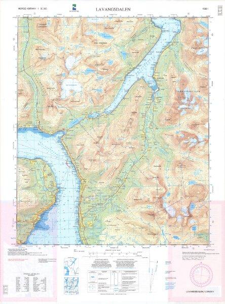 1533-1 Lavangsdalen