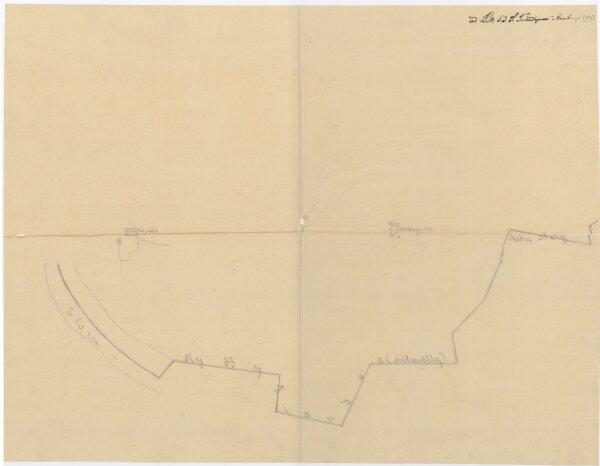 Søndre Trondhjems amt nr 92: Kart over Trondhjem; billag 3