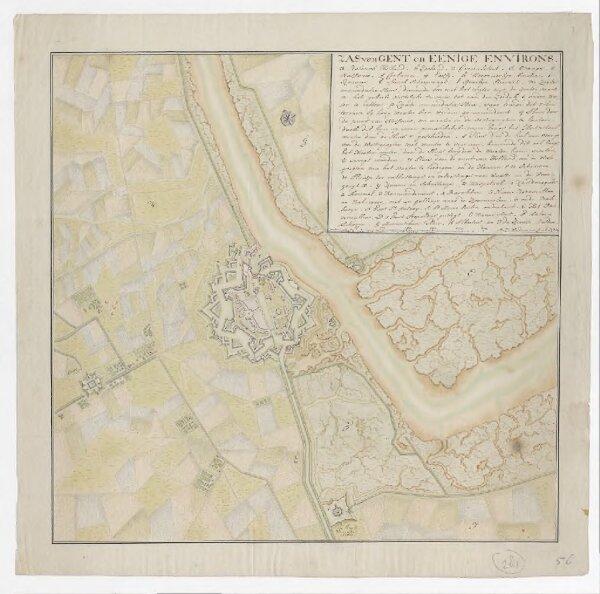 Zas van Gent en eenige environs