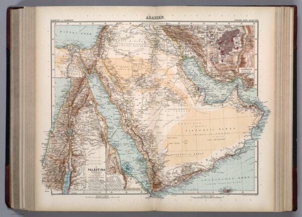 60.  Arabien.