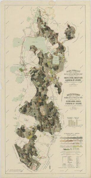 Prehledna Porostni Mapa Reviru Velkostatku Trebon 1