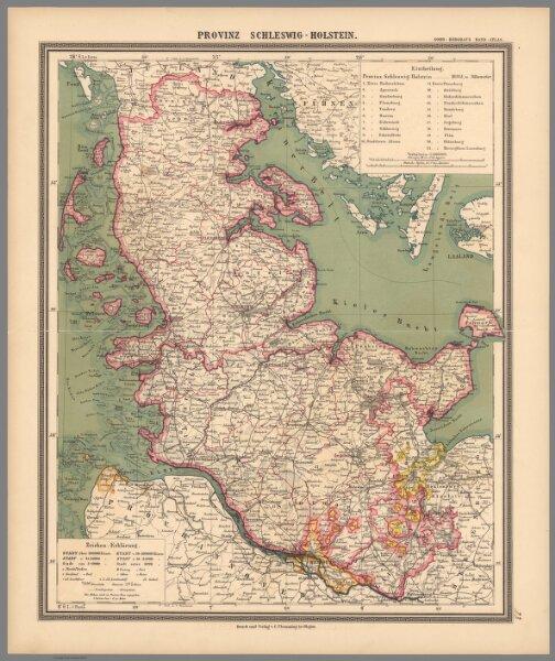 No.23. Provinz Schleswig-Holstein