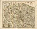 """mapa z atlasu """"Theatrvm orbis terrarvm, Sive Atlas novvs."""""""